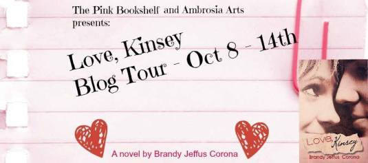Love Kinsey blog tour cover