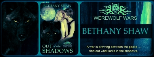 Out of the Shadows by Bethany Shaw