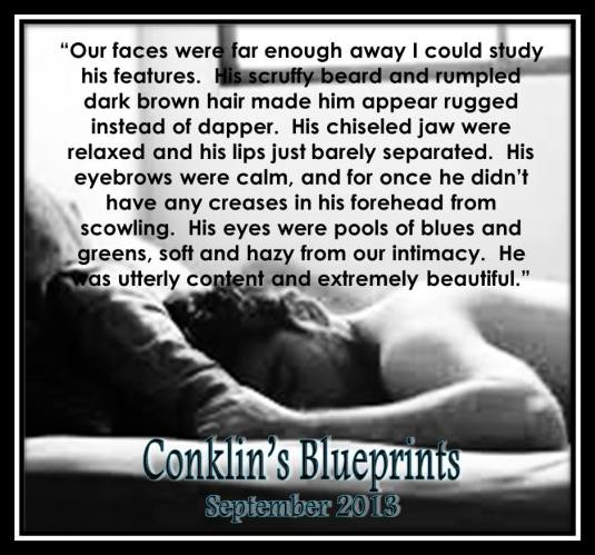 Brooke page Conklins blueprints book 1 teaser 1