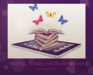 Reading, Writing, and Book Reviews Logo