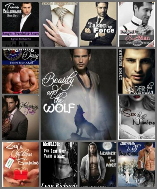 lynn richards book collage