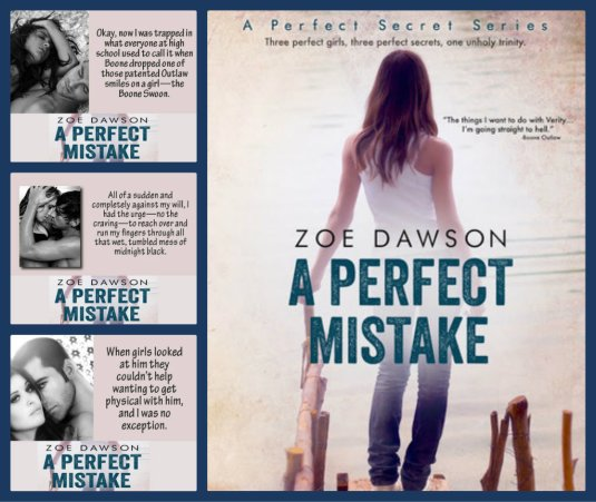 Collage perfect mistake zoe dawson