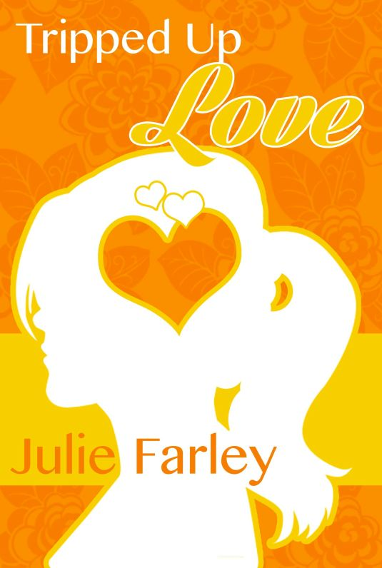 Julie Farley-Tripped Up Love Cover