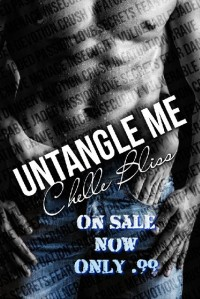 Sale Untangled by Chelle Bliss