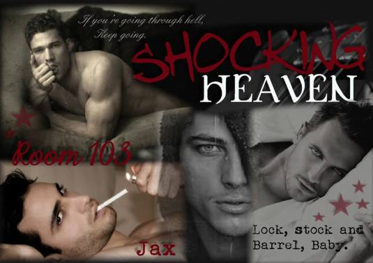 Shocking Heaven by DH Sidebottom teaser 1