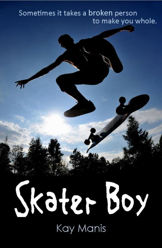 Skater Boy Book Cover Final