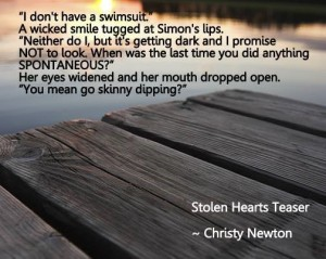 stolen hearts tease