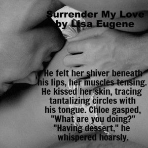 surrender my love by lisa eugene