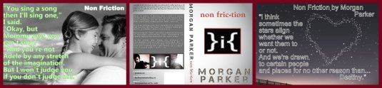 CollageNon Friction by author morgan parker