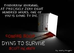 Dying to Survive Scott Hildreth Author 2014 Release