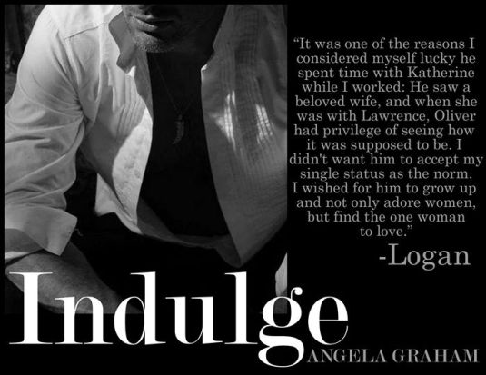 Indulge teaser by Author angela graham