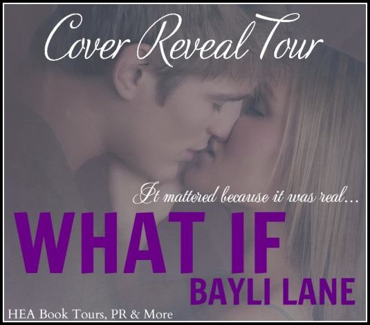 What If Cover Reveal Tour Banner