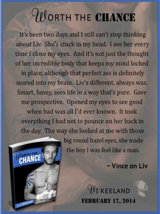 Worth the Chance excerpt AToMR sneak peek 1jpg (1)