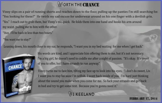 WORTH THE CHANCE EXCERPT AToMR Sneak peek 2 (1)