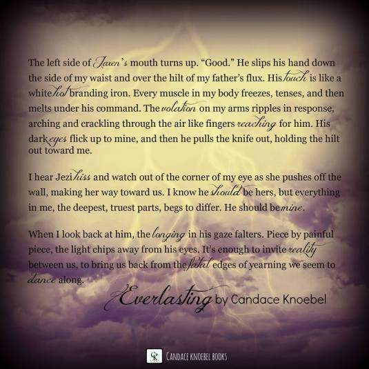 Everlasting book quote 3author candace knoebel