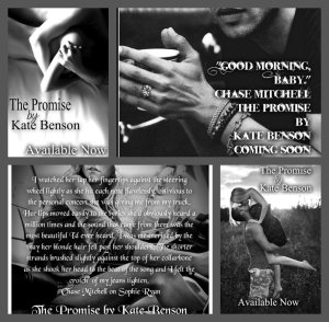 Kate Benson The Promise Collage