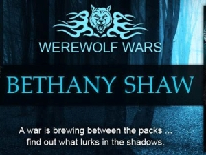 Out of the shadows Wolf War Image Bethany Shaw