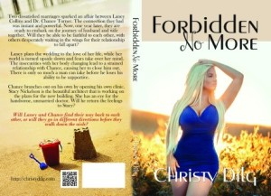 Forbidden no more paperback cover