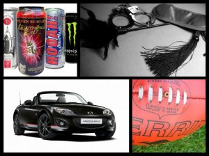 Brendon's favourite things