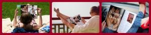 Reading Hard Ball by Lorraine Loveit 2014