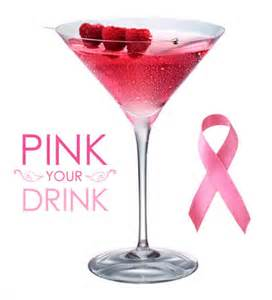 pink drink for the cure