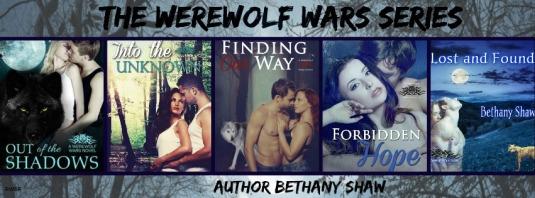 Werewolf Wars banner