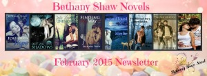 February 2015 newsletter banner