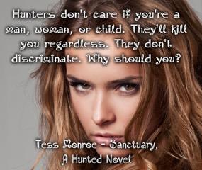 Tess tells it