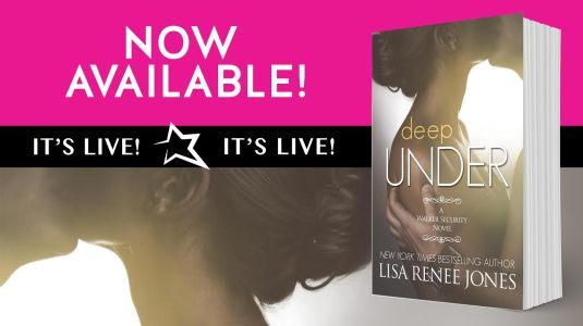 deep under lisa now available