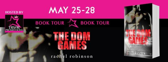 dom games book tour